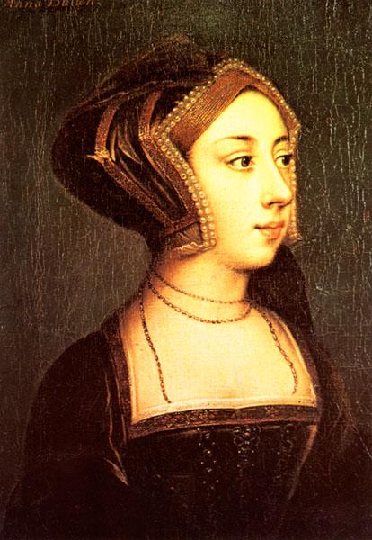 Schönheit: Anne Boleyn