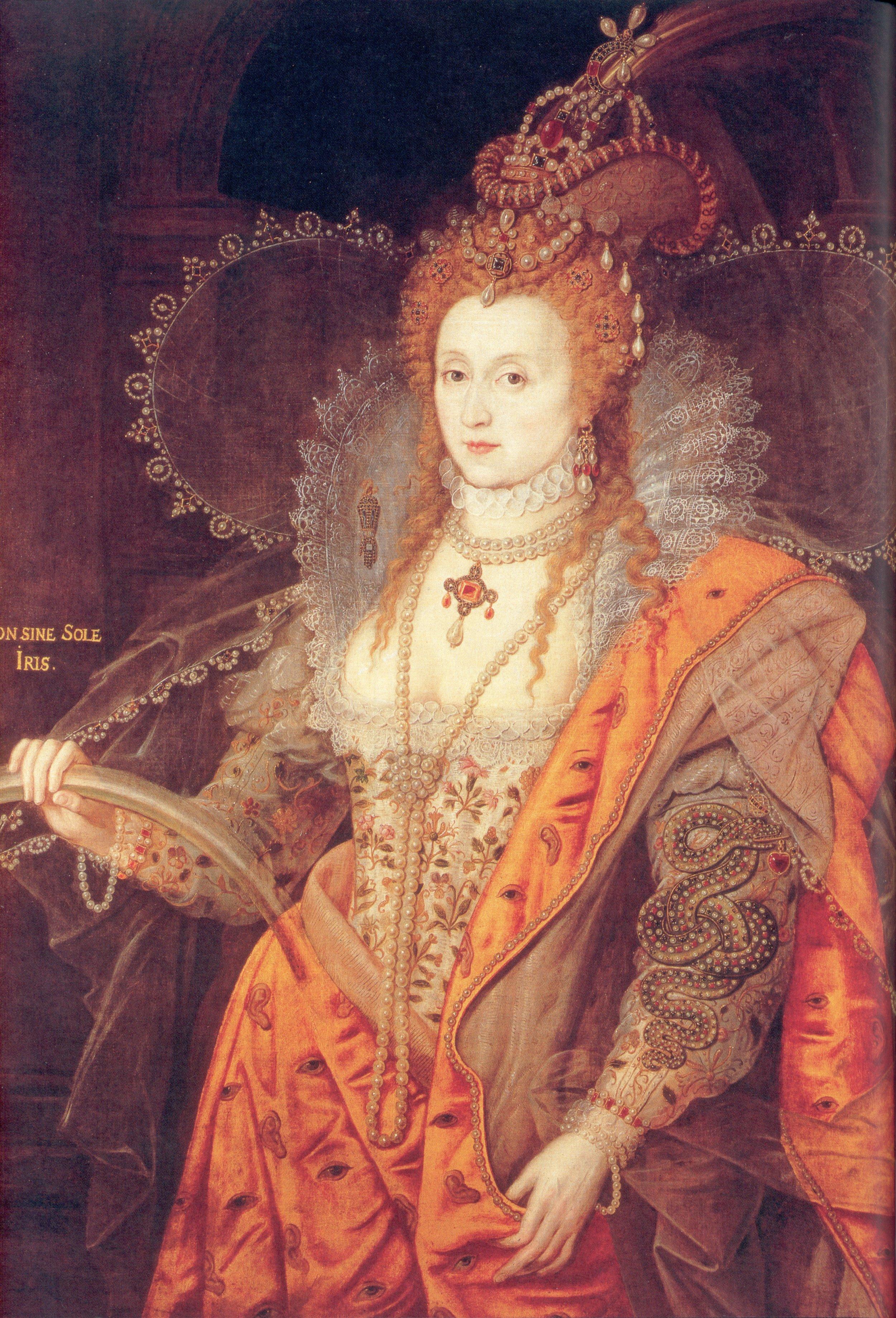 Schönheit: Elisabeth I. oder des Zwistes 2. Teil