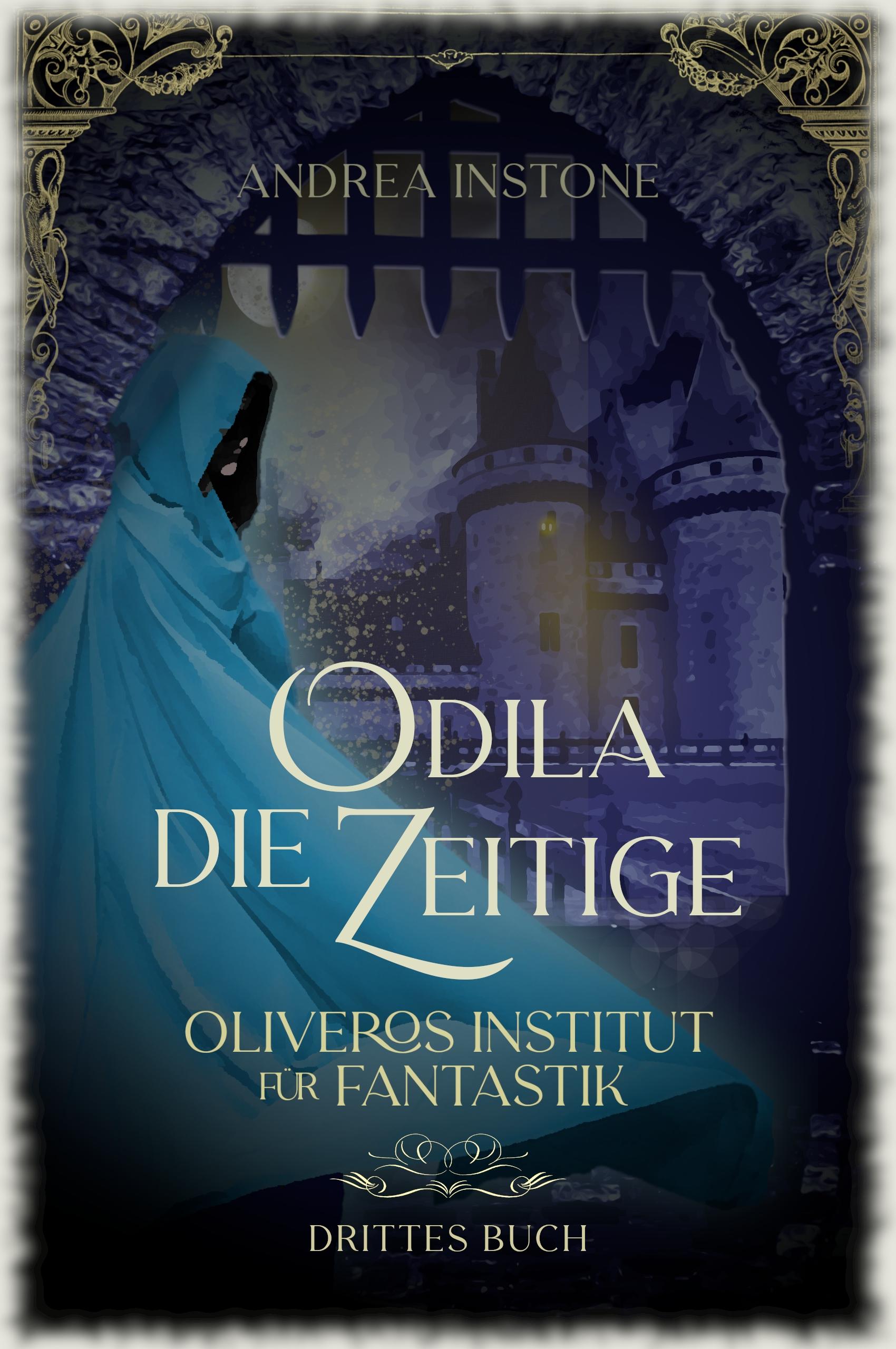 Odila, die Zeitige – Das erste Kapitel